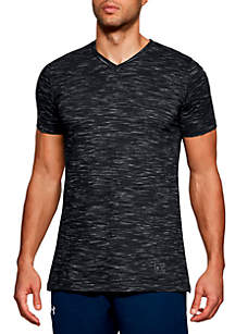 Sport Style V-Neck Tee