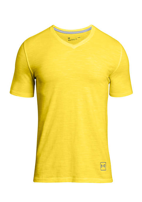 Under Armour® Sport Style V-Neck Tee
