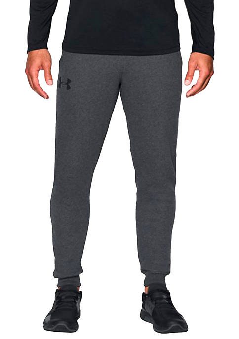 Under Armour® Rival Fitted Tapered Jogger Pants