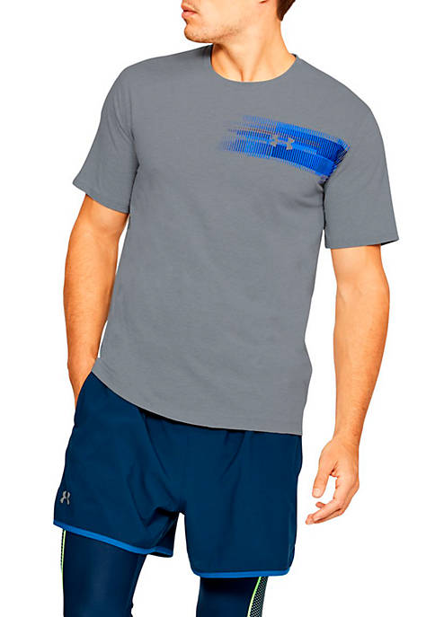 Under Armour® Phase Left Chest Tee Shirt