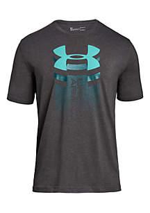 Rising Logo Tee Shirt