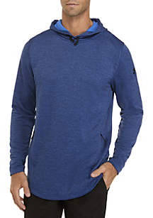 Tech Terry Cloth Hoodie Pullover