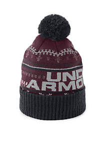 Men's Retro Pom Beanie 3.0