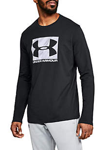 Boxed Sportstyle Long Sleeve Shirt