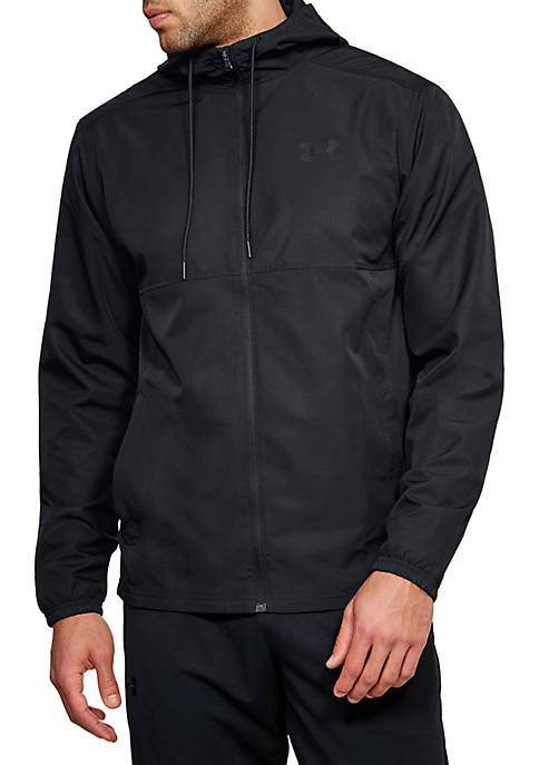 Under Armour® Sportstyle Woven Full Zip Hoodie