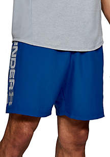 Under Armour® Woven Wordmark Shorts