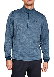 Fleece Half Zip jacket