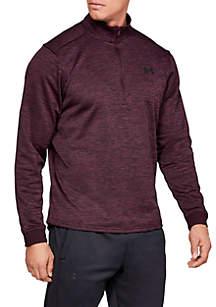 Fleece Half Zip jacket