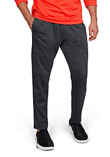 Fleece Twist Pants