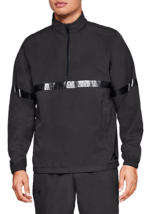 Under Armour® Sportstyle Woven 1/2 Zip Hoodie