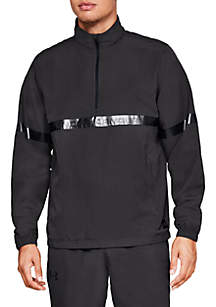 Sportstyle Woven 1/2 Zip Hoodie