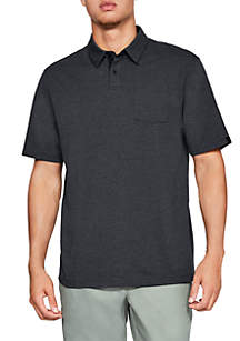 6980c116 ... Shirt · Under Armour® Men's Charged Cotton® Scramble Polo