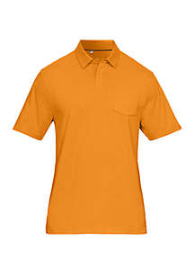Under Armour® Men's Charged Cotton® Scramble Polo