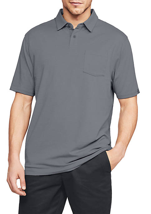 Under Armour® Mens Charged Cotton® Scramble Polo