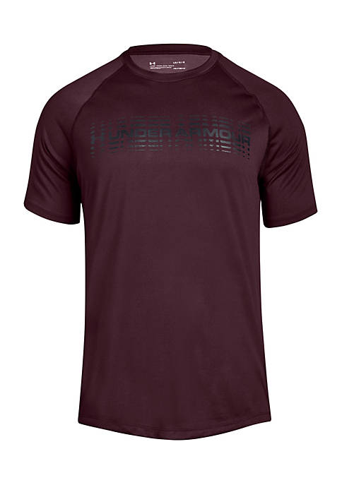 Under Armour® Tech Graphic Tee