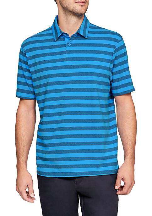 Under Armour® Charged Cotton® Scramble Stripe Shirt