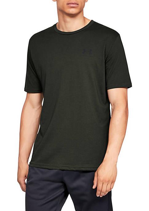 Under Armour® Short Sleeve Left Chest Logo Tee
