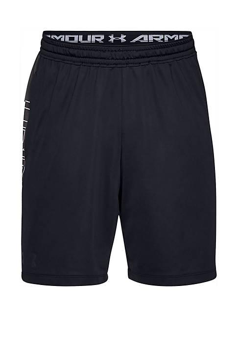 Under Armour® MK-1 Wordmark Shorts