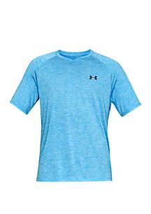 Under Armour® Tech V-Neck Men's Short Sleeve Shirt