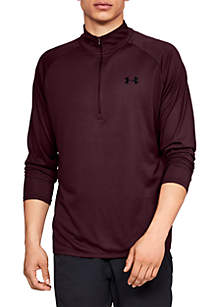 Long Sleeve Tech 1/2 Zip Pullover