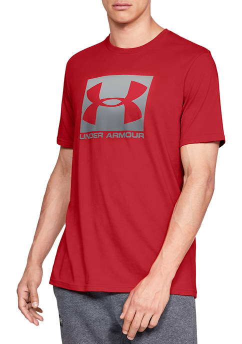 Under Armour® Big & Tall Short Sleeve Boxed