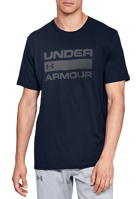 Under Armour® Team Issue Wordmark Tee