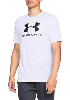 Under Armour Girls Not Lucky Just Awesome Short Sleeve Tee