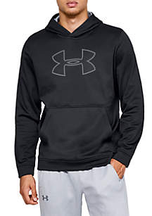 Performance Fleece Graphic Hoodie
