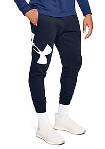 Rival Fleece Logo Joggers