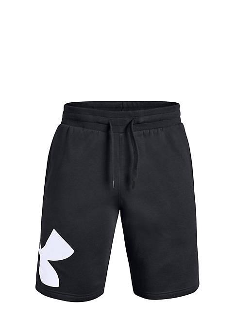Under Armour® Rival Fleece Logo Shorts