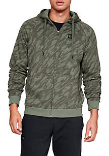 Rival Fleece Camouflage Hoodie