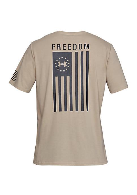 Under Armour® Freedom Flag Tee