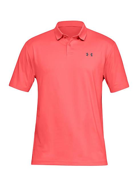 Under Armour® Short Sleeve Performance Polo 2.0 Shirt