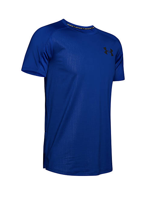 Under Armour® MK 1 Short Sleeve Emboss T