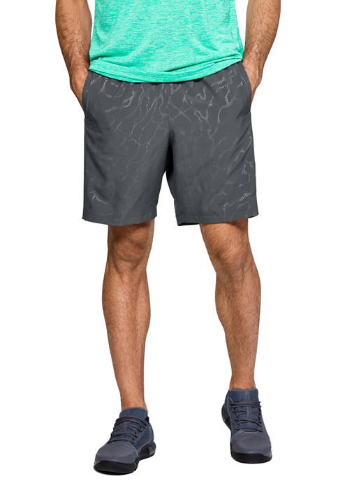 Under Armour® Woven Graphic Emboss Shorts