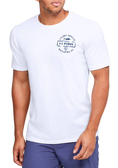 Under Armour® Salt Water Division T-Shirt