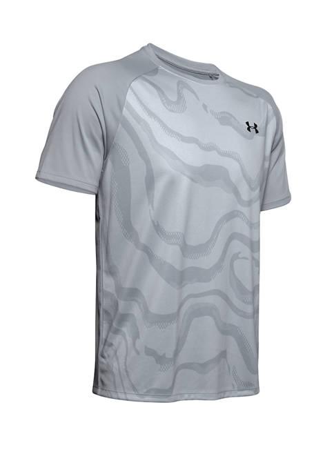 Under Armour® Morph Print Short Sleeve Tech™ T-Shirt