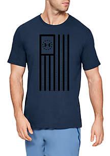 Under Armour® Freedom Star Spangled Flag T Shirt