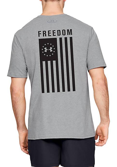 Under Armour® Freedom Flag Short Sleeve T Shirt