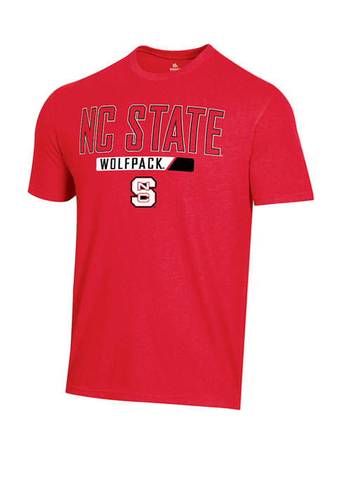 Champion® NCAA NC State Wolfpack Athletic Fit Graphic