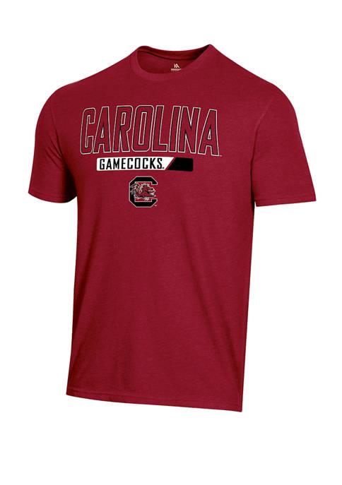 NCAA South Carolina Gamecocks Athletic Fit Graphic T-Shirt