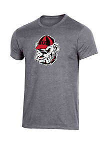Champion® Georgia Bulldogs Athletic Fit Vintage Tee