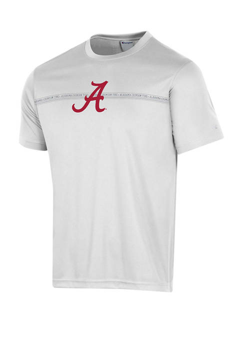 NCAA Alabama Crimson Tide Impact Athletic Fit Graphic T-Shirt