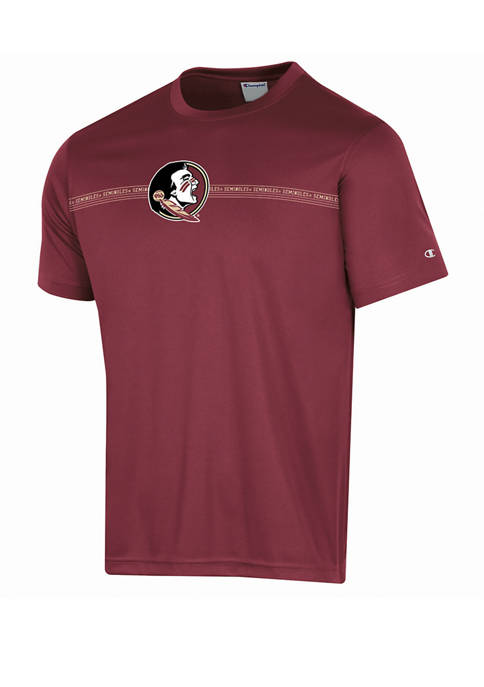 NCAA Florida State Seminoles Impact Athletic Fit Graphic T-Shirt