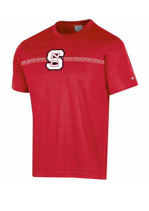 Champion® NCAA NC State Wolfpack Impact Athletic Fit