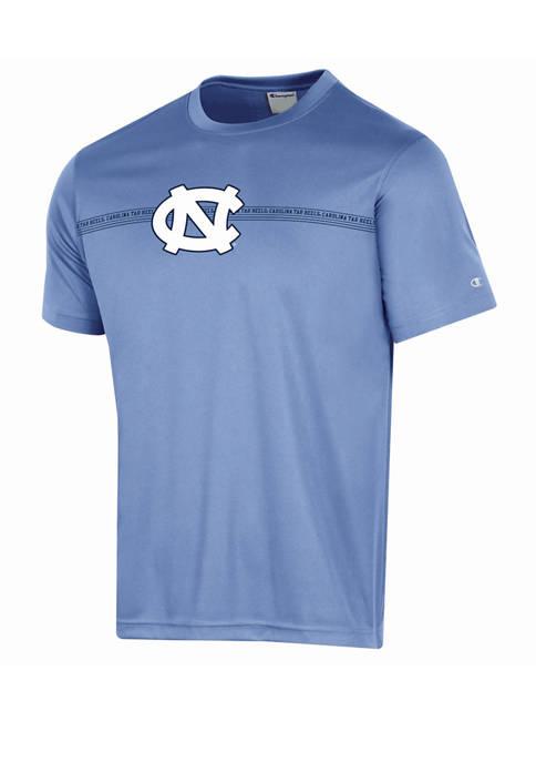 NCAA North Carolina Tar Heels Impact Athletic Fit Graphic T-Shirt