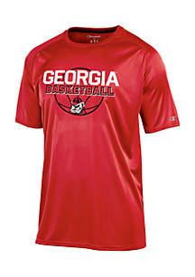 Georgia Bulldogs Impact Short Sleeve Tee