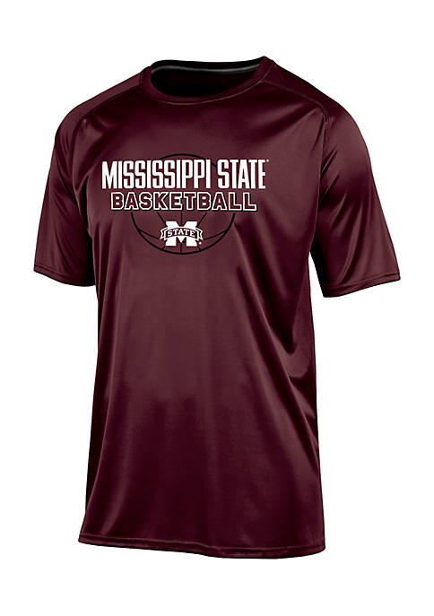 KNIGHTS APPAREL Mississippi State Bulldogs Impact Tee