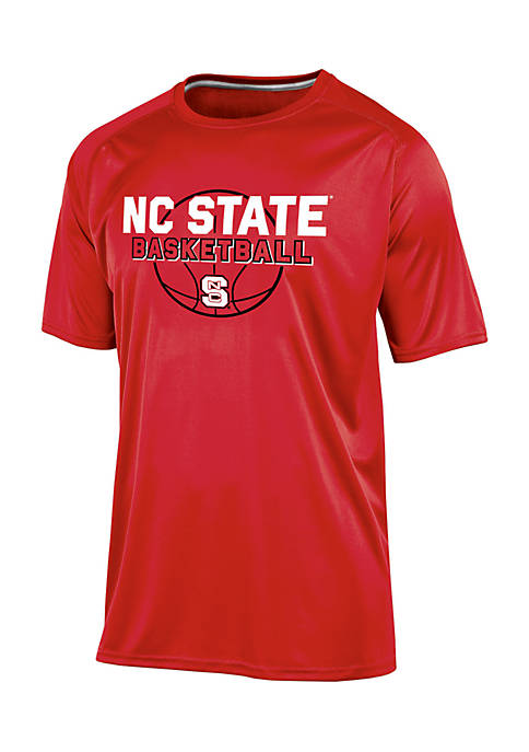 KNIGHTS APPAREL Short Sleeve NC State Impact Tee