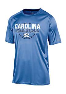 North Carolina Tar Heels Impact Short Sleeve Tee